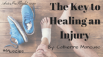 The key to healing an injury