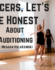 Dancers, Let's Be Honest About Auditioning